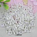 1500pcs/lot  5mm Fashion Iron Open Jump Rings For Necklace Bracelet DIY Jewelry Making Part Accessories (K00435)