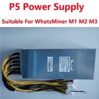 Original WhatsMiner Power Supply 6PIN 10 P5 12 2200 V1 2200w Power Supply For Whatsminer M1