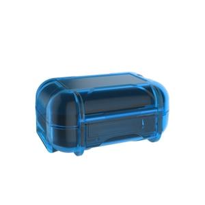 Image 4 - KZ ABS Reçine su geçirmez kutu Damla Direnci Koruyucu Kılıf Taşınabilir Renkli Taşınabilir Tutun saklama kutusu Durumda KZ ZSN CCA C10