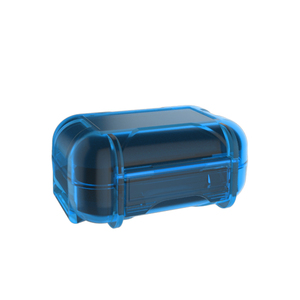 Image 4 - KZ ABS Resin Waterproof Box Drop Resistance Protective Case Portable Colorful Portable Hold Storage Box Case For KZ ZSN CCA C10