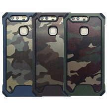 Camouflage Case For Huawei P8 Lite 2017 P9 Lite Plus P10 Camo cover For Huawei P8 P9 P10 phone bag Armor For P9 Plus capa цены онлайн