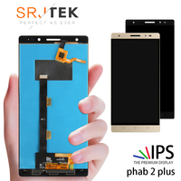 1920*1080 Phone Parts For Lenovo phab 2 plus LCD Display Touch Screen Lenovo phab 2 plus For Lenovo PB2 670N Screen LCD Display
