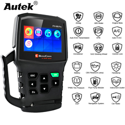 Autek IFIX969 Pro Professional OBD2 Car Diagnostic Scanner Tool Full System ABS EPB TPMS IMMO OBD II OBD 2 Automotive Scanner