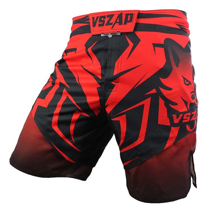 boxeo MMA luta Aptidão collants shorts para crianças com Homens