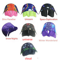 Newest Foldable Tent Camp Outdoor Play Snow Tents 6 Styles Fancy Sleeping Prop Kid Baby Dream