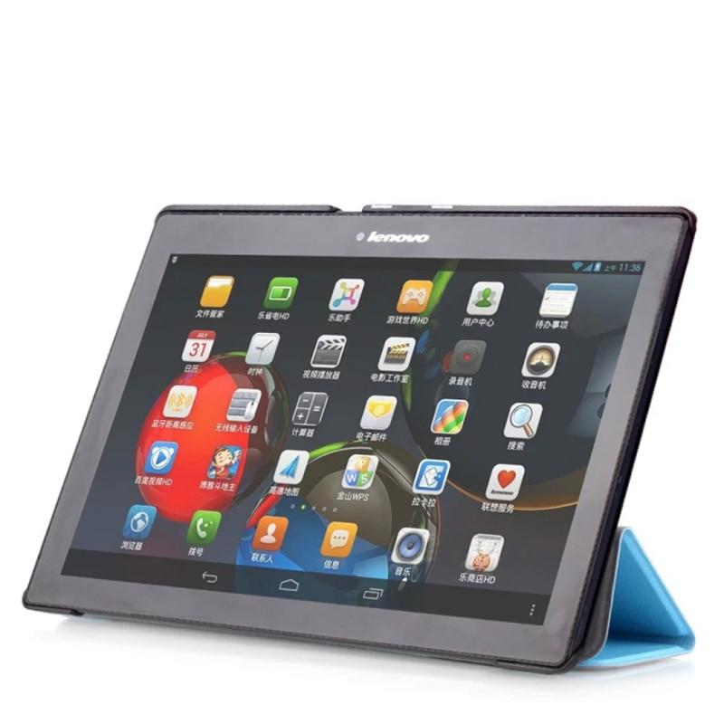 Lenovo Tab3 10 jaoks Business TB3-70F / M tahvelarvuti ümbris 10,1 - Tahvelarvutite tarvikud - Foto 4