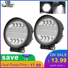CO LIGHT 36W LED Work Light Bar Super Bright 4.6