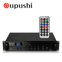 Free Shipping Amplifier Power 150 Watt FM Receiver With Remote Control
