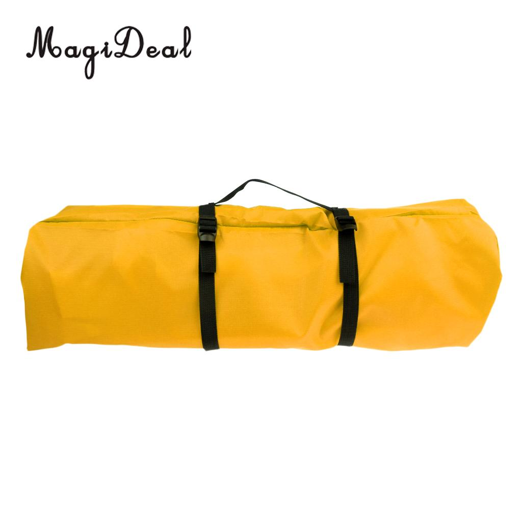 Outdoor Sports Ultralight Camping Tent Compression Sack Duffel Bag Yellow