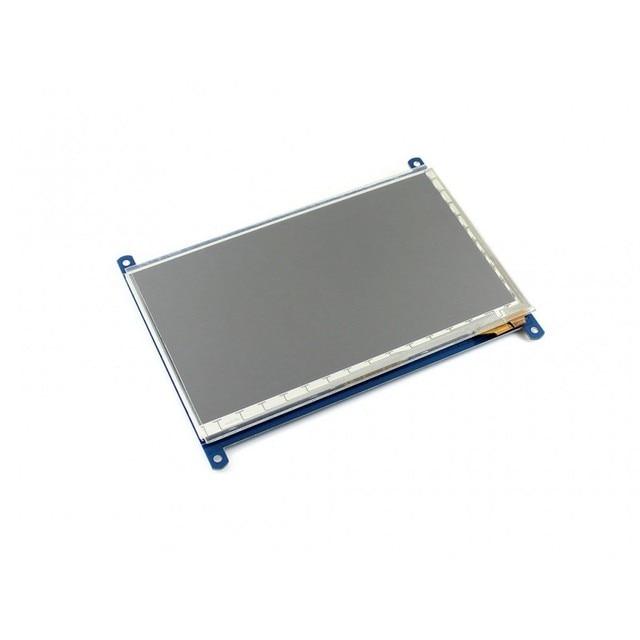 Waveshare 7 дюймовый Емкостный Сенсорный ЖК (F) 1024*600 Многоцветный Графический ЖК-ДИСПЛЕЙ автономный сенсорный контроллер TFT LCD