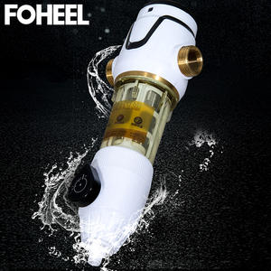 FOHEEL PRE-WATER-FILTER Protect-Appliance Central Osmosis Backwashing Mechanical Reverse