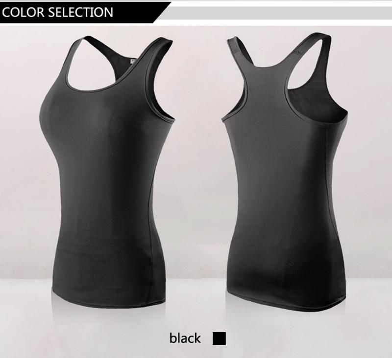 Women's Yoga Tops Sexy Gym Sportswear 23