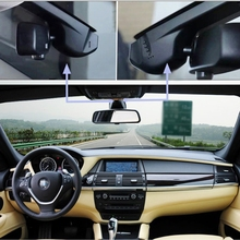 Для BMW 3 Series 330i Touring Вождение Рекордер Автомобиля Dvr Wi-Fi Мини камера Новатэк 96658 Full HD 1080 P Автомобиля Даш Cam Video Recorder
