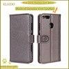 KLAIDO Genuine Leather Mobile Phone Case For ZTE Nubia Z17 Mini Phone Case Wallet Case For