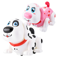 1PCS children remote control electric toy puppy baby electronic pet intelligent simulation robot touch function