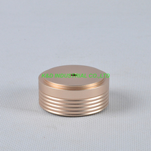 1pc 49x22mm Gold aluminum feet HIFI pad Chassis DIY Headphone Amplifier Speaker DAC CD Audio