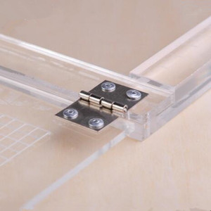 Image 4 - 노트북 유형 아크릴 포지셔너 고무 컬러 프로세스 장치 투명 아크릴 인쇄 포지셔너