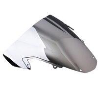 دراجة نارية كروم الزجاج الأمامي لسوزوكي gsxr1000 gsxr 1000 k3 03-04