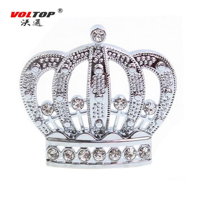 Preferenza VOLTOP 3D Corona di Diamanti Adesivi Per Auto Nastro Crown  GH61