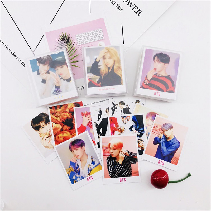 Twice Transparent Card What Is Love Kpop Bts Bangtan Boys Love Yourself Tear Album Paper Poster Photo Lomo Card Hf212 Costumes & Accessories Costume Props