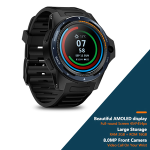 "Image 2 - [Free TWS Earphones] Zeblaze THOR 5 Dual System Hybrid Smartwatch 1.39"" AOMLED 454*454px 2GB+16GB 8.0MP Front Camera Smart watch"
