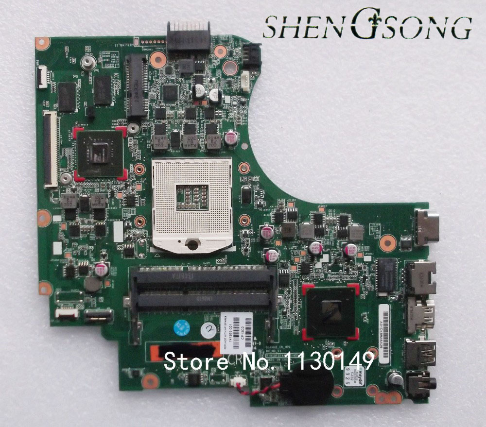 747263-001 Free Shipping FOR HP 240 G2 246 G2 14-D series Laptop Motherboard 747263-501 Mainboard 820M 1GB HM76 PGA989 for hp 6510b series laptop motherboard 446904 001 mainboard free shipping