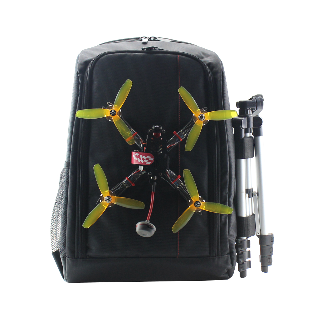 Traverser Drone Backpack with iFlight Backpack Hanger Fastener FPV Racing Drone Quadcopter Carry Bag Outdoor Portable Case