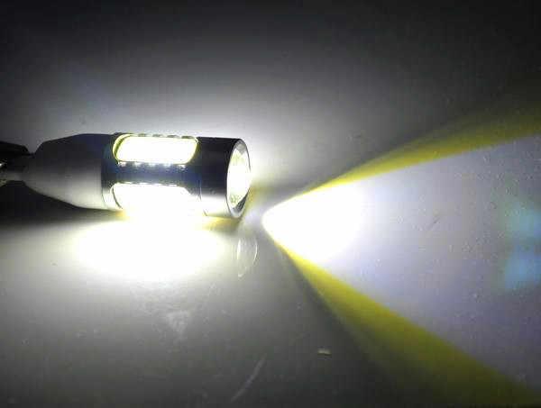 2 x T15 W16W No Error Plasma LED Projector bulb Tail Backup Reverse Lights  For Audi S4 S5 S6 S8 B5 B6 B7 B8 C4 C5 C6 D3 D4
