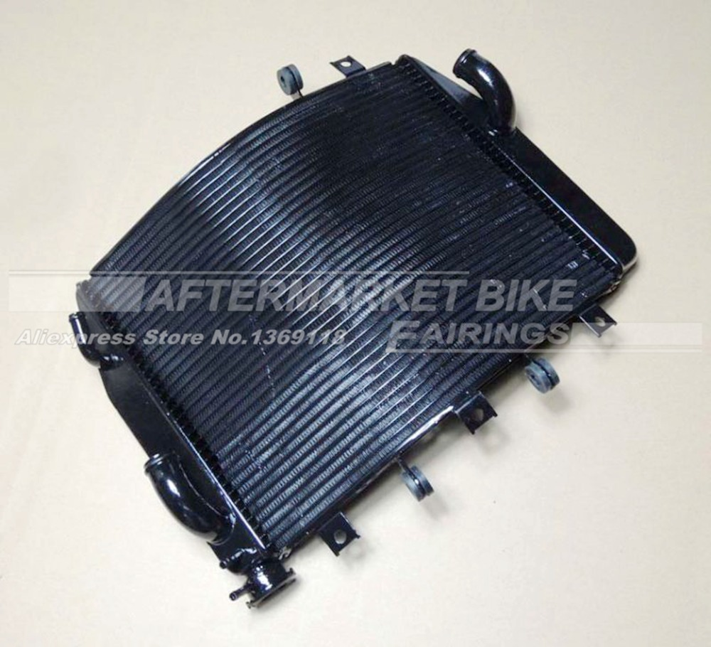 Motorcycle Radiator for Kawasaki ZX6R ZX 6R 2005 2006 Aluminum Water Cooling Replacemen