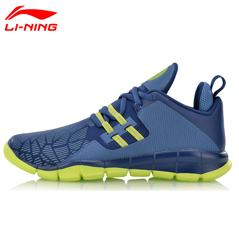 Li Ning Men Wade Series Basketball Shoes Breathable Comfort LiNing Sports Shoes ABCM093