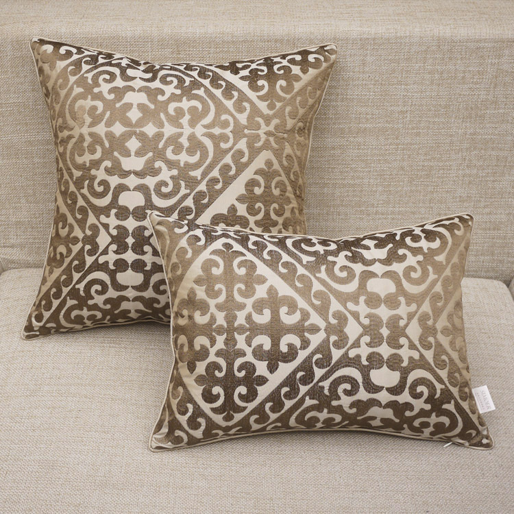 Custom Pillow Cases Sofa Cushions Covers Euro Case Square Seat Cushion 45x45cm Free Shipping In Cover From Home