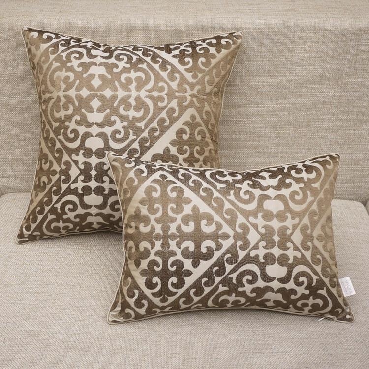 Custom Pillow Cases Cheap Sofa cushions Covers Euro Pillow