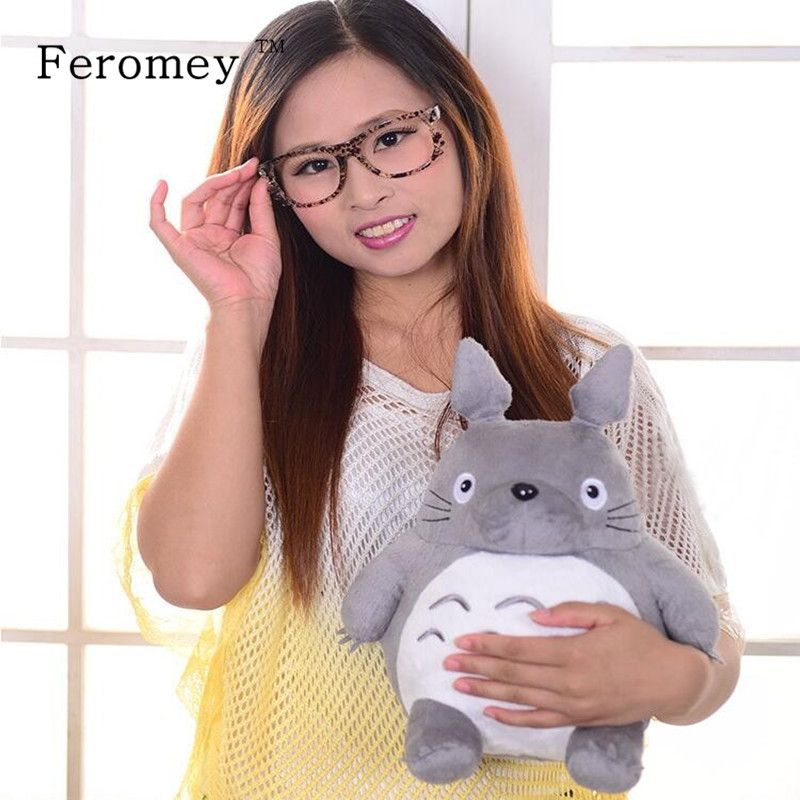 New 20/30CM Cute Cartoon Stuffed My Neighbor Totoro Plush Toys Gifts Toys For Children Soft Toy For Kids Gift Animal Doll Toy