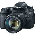 Canon  70D DSLR Camera -20.2MP  -Vari-Angle Touchscreen 1080p/30 Video Built-In Wi-Fi