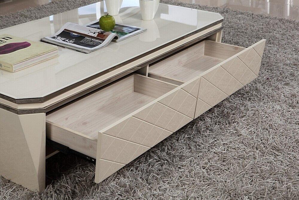 klein appartement creatief schilderen salontafel tv kast eettafel