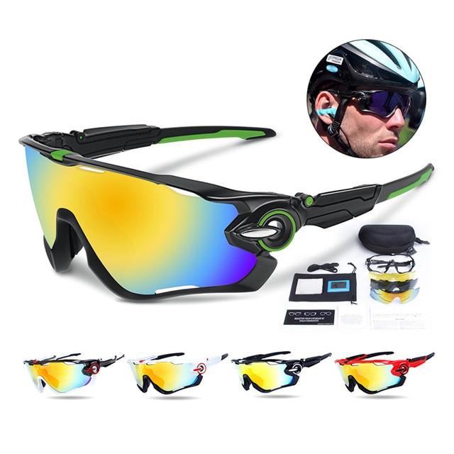 9cae11ba3a1 Polarized Cycling SunGlasses Mountain Bike Goggles 3 Lens UV400 Cycling  Eyewear Bicycle Cycling Glasses mtb lentes ciclismo