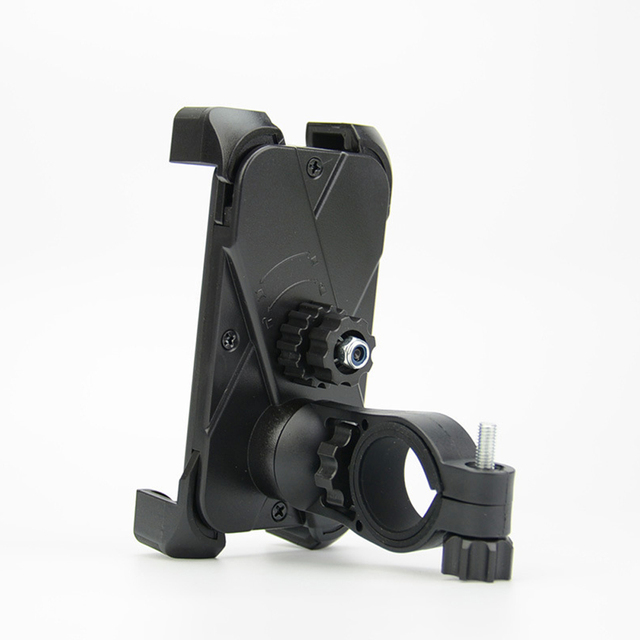 Bicycle Accessories Handlebar Clip Mount Bracket Mobile Phone Bike Holder Stand For iPhone 4 4S 5 5s 6 6s plus Samsung Case