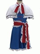 · Project アリス マーガトロイドドレスショールコスプレ衣装