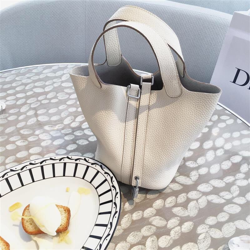 Fashion New Basket Packages Togo Bucket Bags Famous Brand Drawstring Messenger Shoulder Tote Bag High Quality Composite Bags