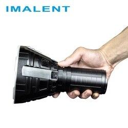 IMALENT R90C светодиодный светильник-вспышка CREE XHP35 HI светодиодный фонарь 20000 люменов 1679 метров, светильник-вспышка с батареей для наружного поис...
