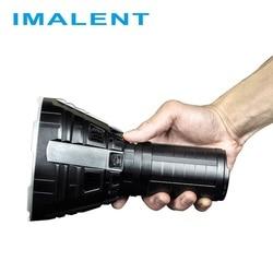 IMALENT R90C مصباح ليد جيب كري XHP35 مرحبا LED 20000 لومينز 1679 متر الشعلة ضوء فلاش مع بطارية للبحث في الهواء الطلق