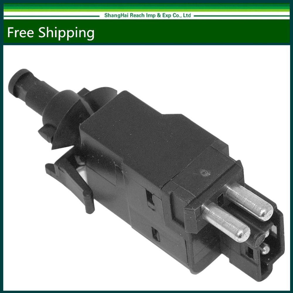 E2c brake light switch at brake pedal 4 pin connector for mercedes benz 1984 2004