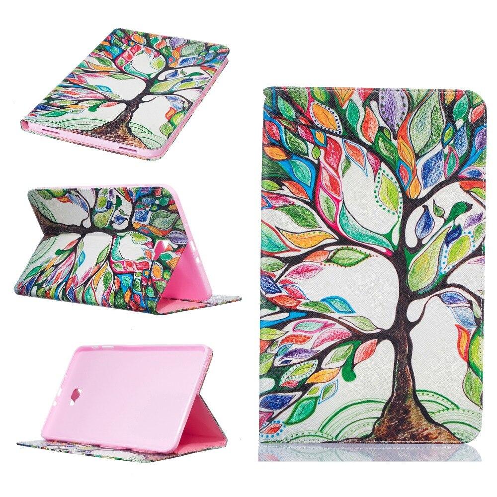 Flip Case for coque Samsung Galaxy Tab A 10.1 2016 T580 T585 T580N T585N Case for Samsung Galaxy Tab A 10.1 T580 T585 Cover