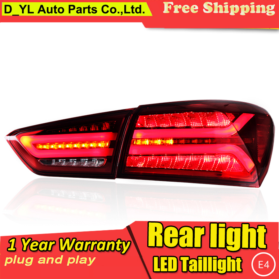 Car Styling For Chevrolet Malibu XL Taillights 2016 2017