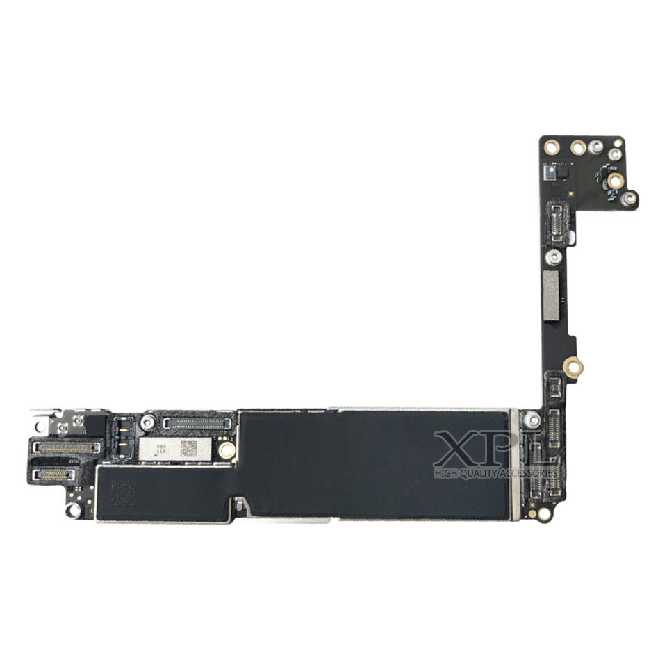For iphone 7 Plus Motherboard with Touch ID,Original unlocked for iphone 7Plus Mainboard No iCloud,for iphone 7P Plate 4