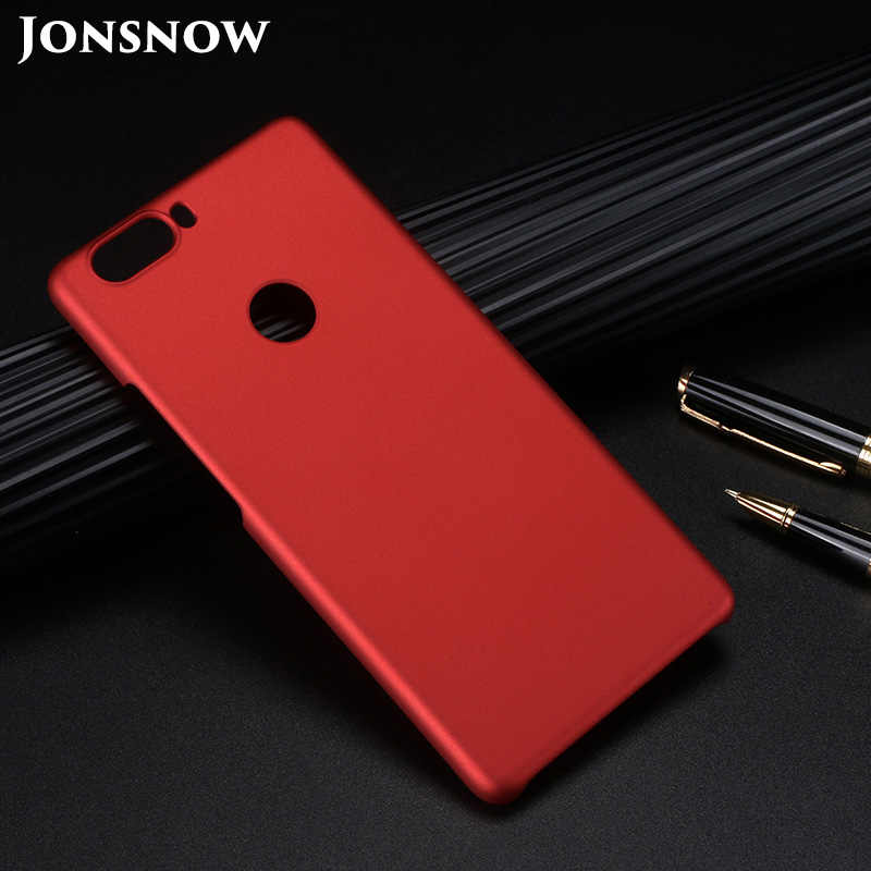 JONSNOW Pure Color Frosted Case voor ZTE Nubia Z17 Lite Plastic Hard Case Telefoon Back Cover voor Nubia Z17 Lite 5.5 inch