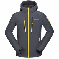jackets new hiking outdoor Mammoth camping softshell jacket thermal windproof autumn and winter keep warm waterproof soft shell