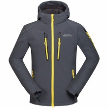 47d502de63714 jackets new hiking outdoor Mammoth camping softshell jacket thermal windproof  autumn and winter keep warm waterproof