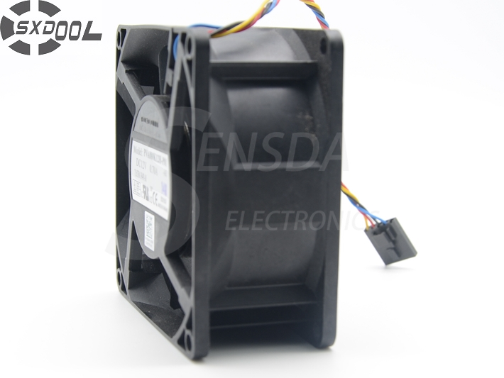 SXDOOL PVA080K12H-P01 For G944P 80x80x38MM Strong air flow server inverter axial cooling fan