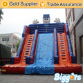 Inflatable Biggors Commercial Grade Portable Inflatable Slide For Rental